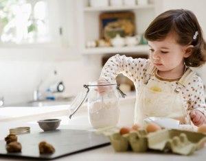 Tips Memasak Dengan Anak-Anak
