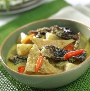 Resep Labu Siam Ikan Mangut