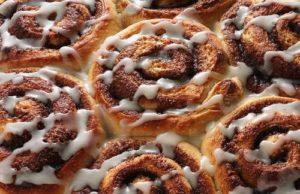 Resep Roti Cinnamon Roll Enak