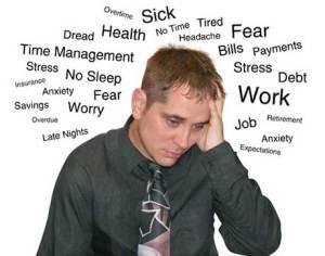 Kenali Tanda Gejala Stres