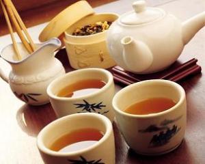 Manfaat Minum Teh Cina