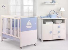 Membeli Tempat Tidur Bayi