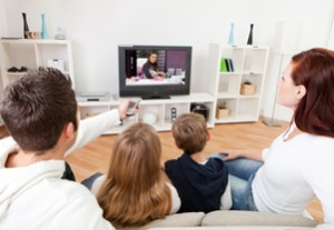 Aturan Menonton TV