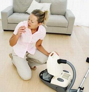 Cara Mengatasi Alergi Debu