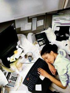 Ketika Kurang Tidur