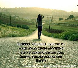 Menghormati Diri Sendiri