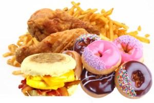 Makanan yang Sebaiknya Dikurangi