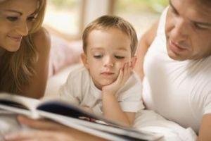 Mengajarkan Anak Membaca