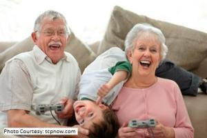 Mengasuh Cucu