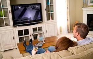 Televisi Menjadi Bagian Tak Terpisahkan