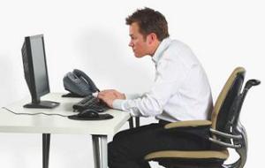 Bekerja di Belakang Meja dapat Membahayakan Tubuh