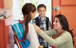Ketika Anak Pulang Sekolah
