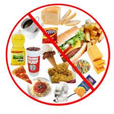Makanan yang harus dihindari
