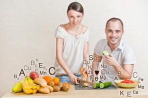 Meningkatkan Asupan Vitamin