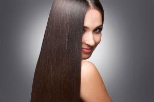 Membuat Rambut Lurus secara Alami