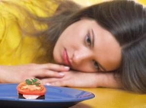 Tanda-tanda Peringatan Akan Anoreksia