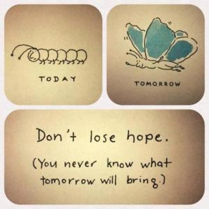 Tidak Penah Menyerah