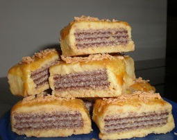 Resep Kue Wafer Cheese Cookies Indotopinfo Com