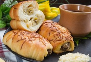 resep roti pisang keju