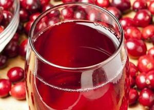 Manfaat Kesehatan dari Jus Cranberry