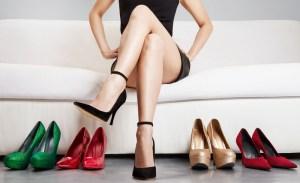 Mengenakan Sepatu Hak Tinggi Tanpa Merasa Sakit