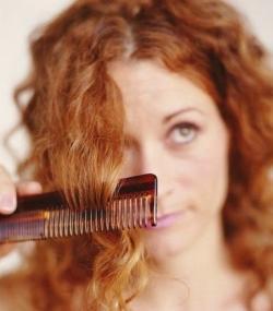 Merawat Rambut Ikal