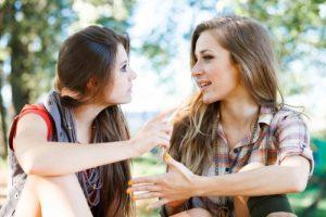 Teman yang Tidak Dipercaya