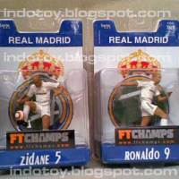 Soccer Player Action Figure - Rp. 50.000