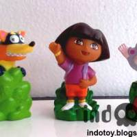 Jual Dora the Explorer Figure