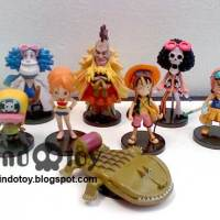 Jual One Piece Strong World Chibi seri 1