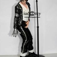Jual Michael Jackson Billie Jean Action Figure