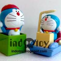 Jual Doraemon Happy Meal Figure