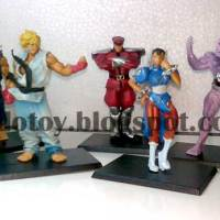 Jual Street Fighter 4 Figure