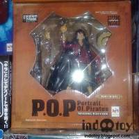 Jual One Piece POP StrongWorld - Luffy Action Figure
