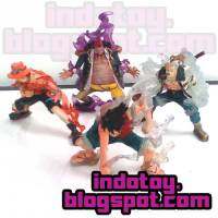 Jual One Piece Super Effect Figure Vol. 1 (KW)