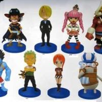 Jual One Piece World Collection Figure (WCF) seri 3