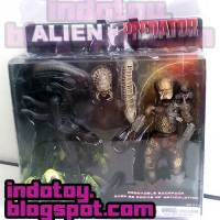 >Jual Alien vs Predator Action Figure