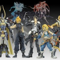 >Jual Final Fantasy Dissidia Trading Arts Vol.1