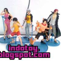 Jual One Piece Seri Trafalgar Law Trading Figure