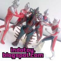 Jual Ultraman Figure seri B