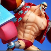 Jual Franky Figuarts Zero New World Figure