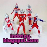Jual Action Figure Ultraman seri 8