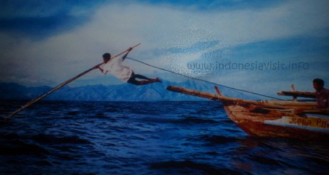 traditional whale hunting - Lembata (repro photo)