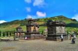 Sembadra Temple, Puntadewa Temple, Srikandi Temple (Cluster of Arjuna Temple)