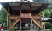 minahasa tradisional house