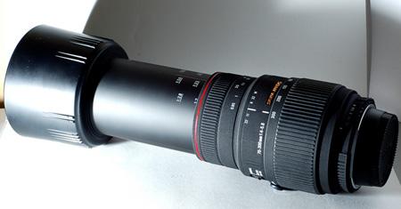 Sigma70-300mm