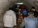3. Filming in the tunnel