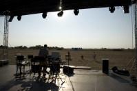 9. Geo making sound rehearsals - 2