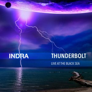 THUNDERBOLT - Live at the Black Sea (front)