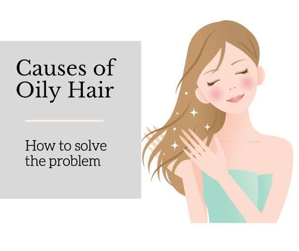 Simple Ways To Keep Away Oily Scalp